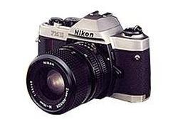 Nikon - FM-10 SLR Camera