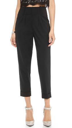 alice + olivia  - High Waisted Anders Pants