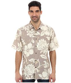 Quiksilver - Waterman Pareo Cove S/S Woven Shirt