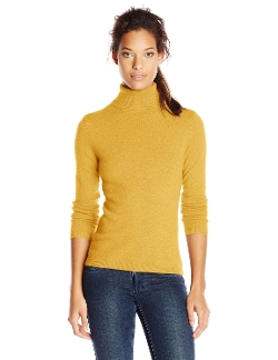 Sofie - Classic Turtleneck Pullover Sweater
