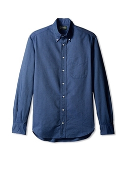 Gitman Vintage - Chambray Button Down Shirt