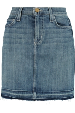 Current/ Elliott  - The Skinny Mini Denim Mini Skirt