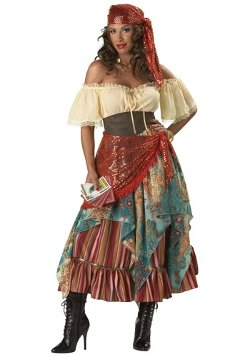 Halloween Costumes - Elite Fortune Teller Costume
