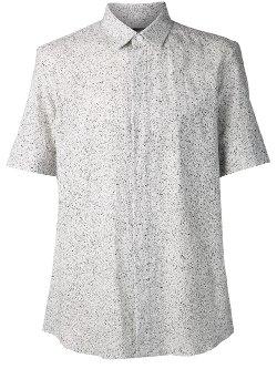 Issey Miyake - Men Flecked Shirt