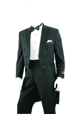 House of St. Benets - Tailcoat Tuxedo Suit