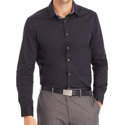 Kenneth Cole Reaction - Solid Shirt
