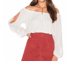 Sanctuary - Chantel Blouse