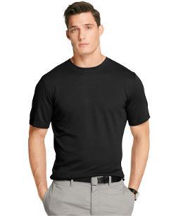 Van Heusen  - Crew Neck Modal Slub T-Shirt
