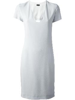 Joseph - v-neck dress