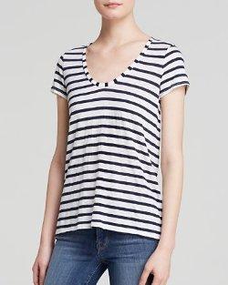 Splendid  - Classic Stripe T-Shirt