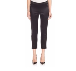 Lafayette 148 New York - Belle Stanton Satin Pants