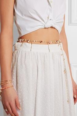 Rosantica - Mother-of-Pearl Waist Belt