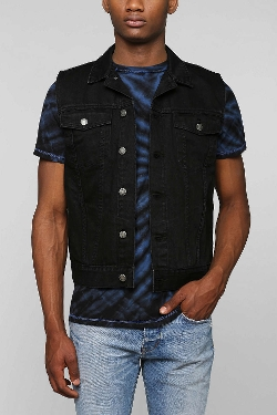 Cheap Monday  - Staple Denim Vest