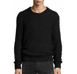IRO - Lukie Textured-Knit Crewneck Sweater