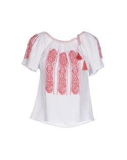 Soeur - Embroidered Blouse