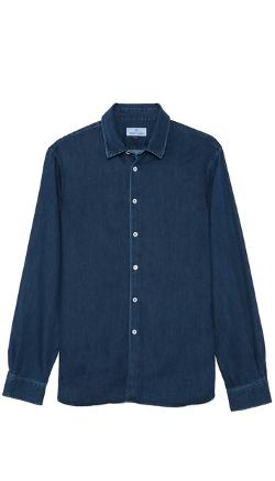Hentsch Man - Friday Denim Shirt