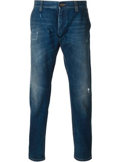 Dolce & Gabbana  - Stone Washed Jeans
