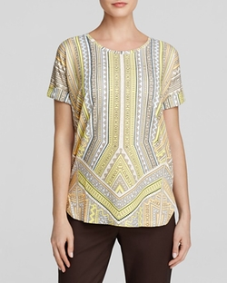 Nic + Zoe  - Sun Kissed Top