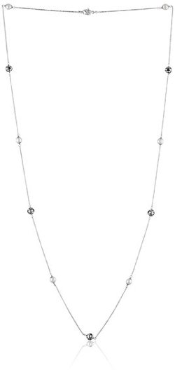 Honora  - Times Square Freshwater Cultured Pearl Tincup Necklace