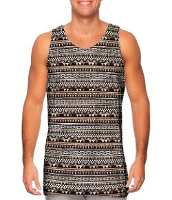 Yizzam  - New Style USA Tribal Mens Tank Top