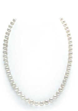 The Pearl Source - Freshwater Cultured Pearl Necklace