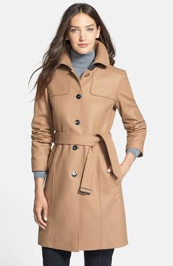 Hugo Boss - Cadena Wool Blend Trench Coat