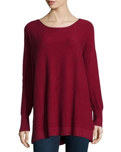 Joie   - Long-Sleeve Knit Sweater