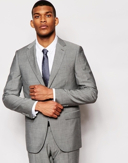 DKNY - Classic Fit Suit Jacket