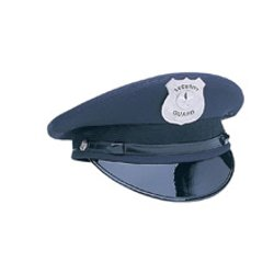 Law Pro - Round Top Service Uniform Cap