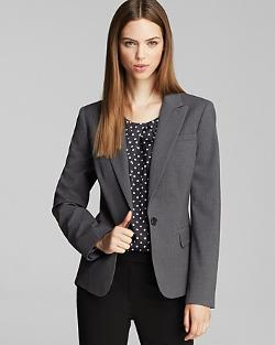 Jones New York Collection  - Julia One Button Blazer