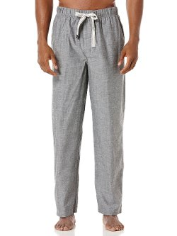Perry Ellis - Chambray Sleep Pants