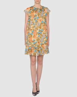 Marc Jacobs - Short Floral Dress