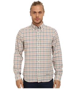 Gant Rugger - Fluffy Oxford Hugger Oxford Button Down Shirt