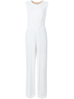 Stella Mccartney - Sleeveless Jumpsuit