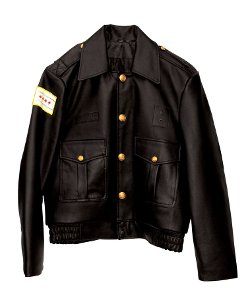 The Alley - Chicago Police Jacket