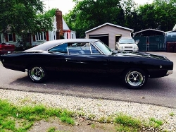 Dodge  - 1968 Charger Coupe Car
