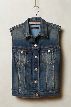 Level 99  - Denim Vest