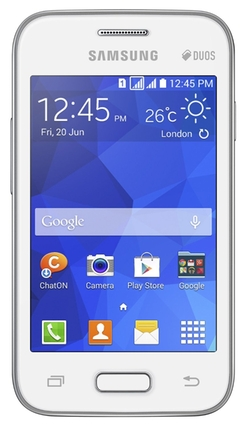 Samsung - Galaxy Young 2 DUOS Smartphone