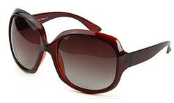 Corciova - Oversized Polarized Sunglasses