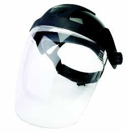 Sellstrom - Standard Crown Face Shield