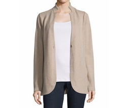 Eileen Fisher  - Project Recycled Cashmere Blazer