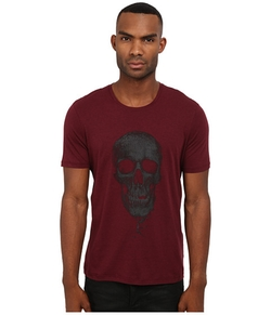 The Kooples  - Tencel Cotton Jersey T-Shirt