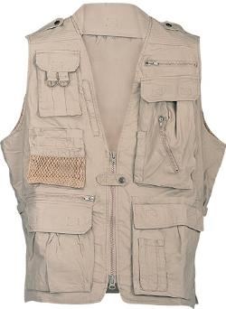 CampCo  - Humvee Safari Photo Vest