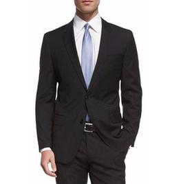 Hugo Boss - Genius Slim-Fit Basic Suit