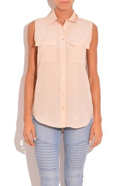 Equipment - Sleeveless Blouse