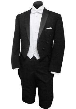 My Own Tuxedo - Classic Collection Black