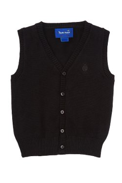 Beetle & Thread - Black Sweater Vest