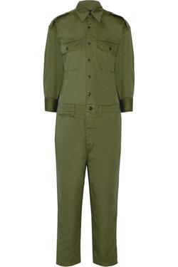 NLST - Officer Cotton-Twill Jumpsuit