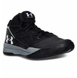 Under Armour - Jet Mid Basketball Sneakers