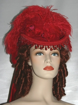 East Angel Harbor Hats - Victorian Hat